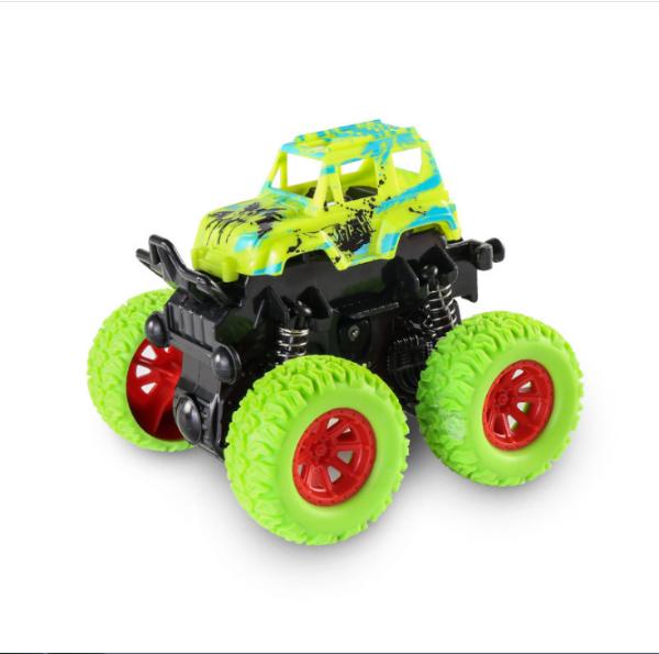 [CÓ VIDEO] Đồ chơi xe địa hình nhào lộn Off Road cực chất nhiều màu sắc dành cho bé
