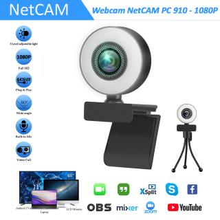 Webcam NetCAM PC 910 độ phân giải 2K - Hãng phân phối chính thức thumbnail