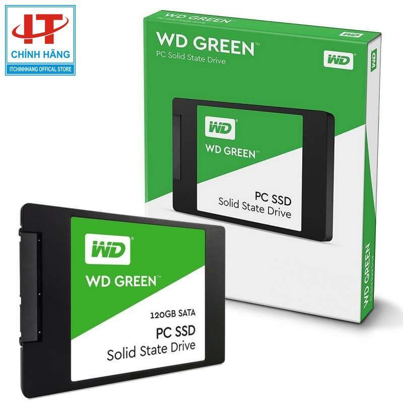 Ổ cứng SSD 2.5 WD Western Digital Green 240GB SATA III - FPT PHỐI PHỐI BẢO HÀNH 3 NĂM
