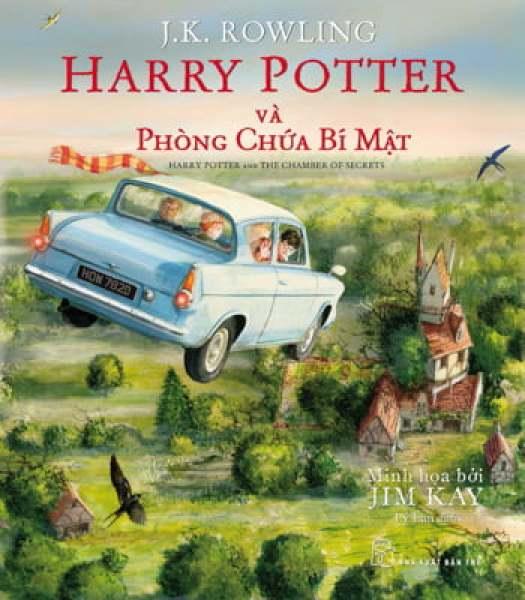 Fahasa - Harry Potter Và Phòng Chứa Bí Mật - (Bản Màu)