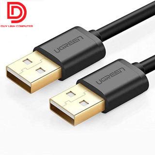 Cáp USB 2.0 hai đầu đực dài 1m Ugreen 10309