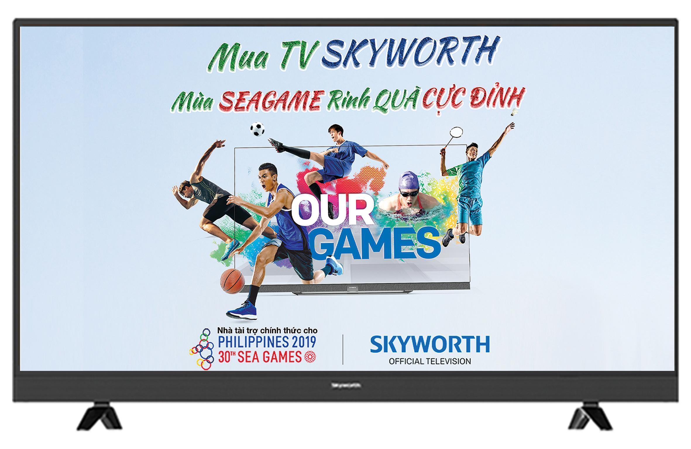 Bảng giá Smart Tivi Skyworth 32 inch 32S3A11T