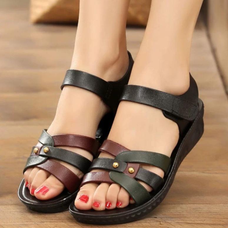 Sandal nhựa nữ học sinh siêu đẹp 05 giá rẻ