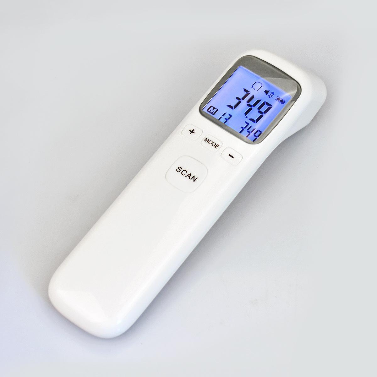 Nhiệt Kế Hồng Ngoại Infrared CK-T 1803 Cao Cấp - Nhiệt Kế Đo Sốt Hồng Ngoại KTS bán chạy