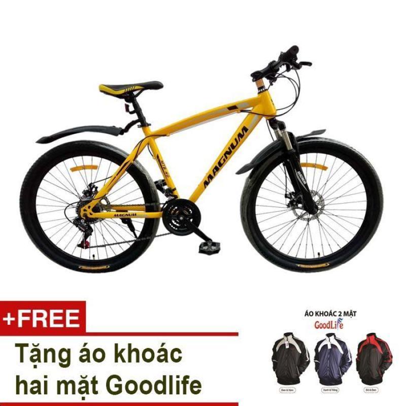 Phân phối Xe đạp thể thao MK Model MTB-P040 + Tặng áo khoác hai mặt Goodlife