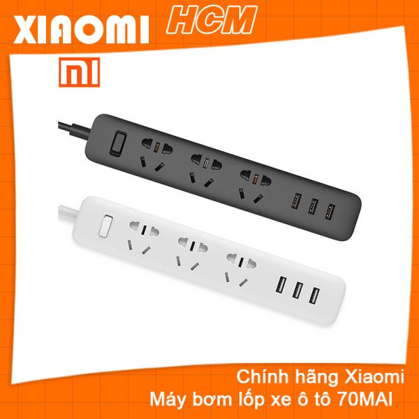 Ổ điện Xiaomi Mi Power Strip vỏ nhựa bên ngoài nhựa cao cấp chịu nhiệt cao