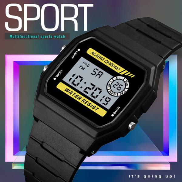 Nơi bán Đồng hồ thể thao HUYỀN THOẠI. Niềm mơ ước của giới trẻ những năm 2000. Bây giờ trở lại với giá cực rẻ