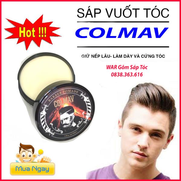 Sáp Vuốt Tóc NAM NỮ - BAMBER Colmav (Ảnh Điện Thoại CHÂN THỰC)/ wax vuốt tóc/ keo vuốt tóc/ sap vuot toc