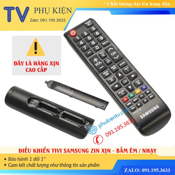 Bảng giá [Hàng Zin Xịn] Điều Khiển Tivi Samsung Smart Tivi Ngắn BN59-01199F - Tương Thích Các Đời Tv LED LCD Plasma