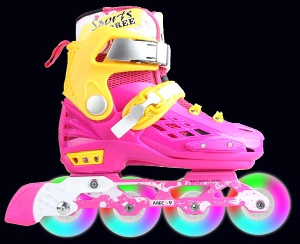 Mua Giày trượt patin trẻ em cao cấp bánh xe PU có đèn