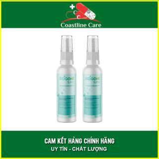 Chai xịt kháng khuẩn Dizigone Spray 100ml - Coastlinecare Pharmacy thumbnail