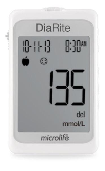 Máy đo đường huyết Microlife DiaRite BGM bán chạy