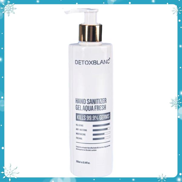 Gel rửa tay khô cao cấp 300 ml của Detox Blanc nhập khẩu