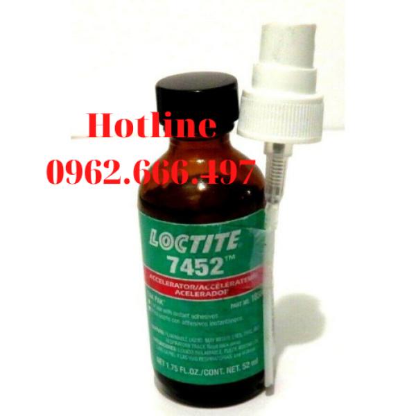 Chất xử lý bề mặt Loctite 7452 - 1.75oz