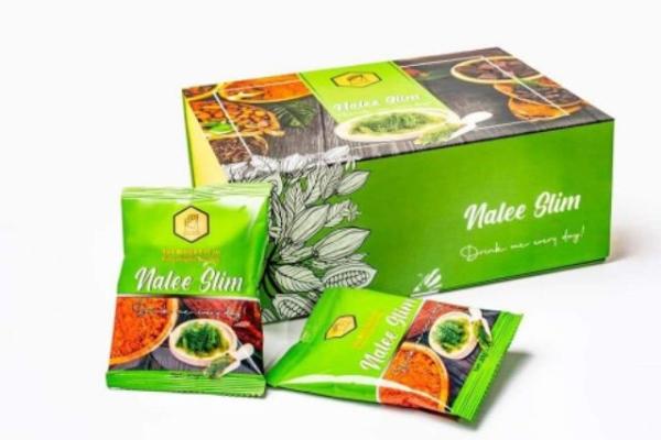 [ Mẫu mới 20 gói ] Cacao Nalee Slim cao cấp