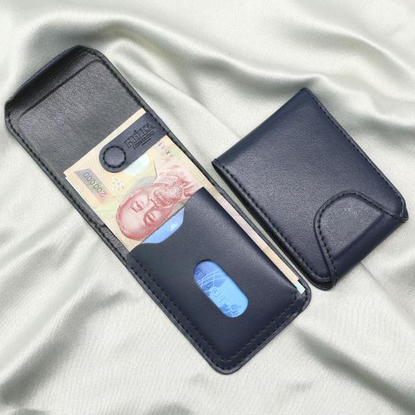 Ví Sen/Ví Nam/Bóp Nam Mini slim da bò thật nguyên tấm phiên bản 2021