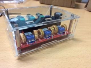 Vỏ hộp mica mạch khuếch đại âm thanh XH-M139 2.1 TPA3116D2 thumbnail