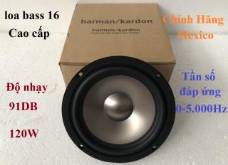 Bass 16 không dè, không vỡ tiếng - Harman thumbnail