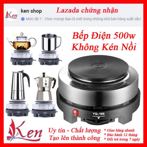 Bếp điện từ - Đồ gia dụng nhà bếp - Bếp điện mini 500w - Bếp điện đa năng - Bếp điện từ mini - Bếp điện đơn - Bep dien mini - Bếp điện từ giá rẻ - Bếp điện mini siêu nhỏ - Bếp điện mini du lịch - Bếp điện mini pha cà phê