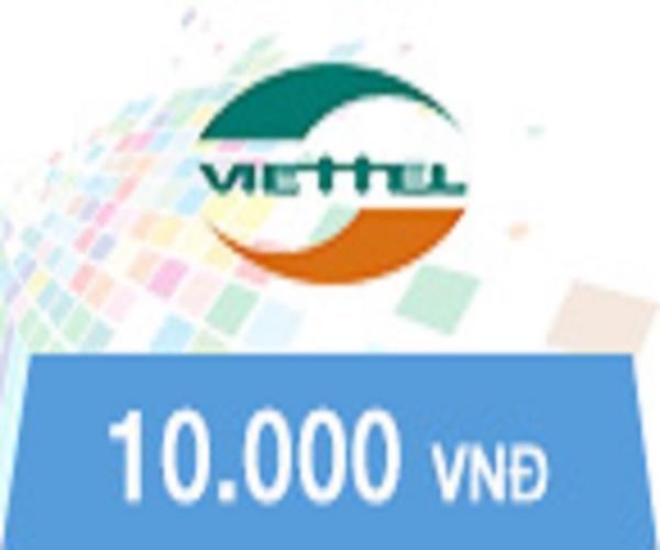 [HCM]Thẻ Viettel10.000Đ
