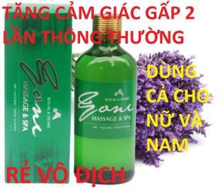 Tinh Dầu massage yoni cải thiện cảm xúc Vk cho Nam và Nữ 100% thiên nhiên Sản phẩm Spa thumbnail