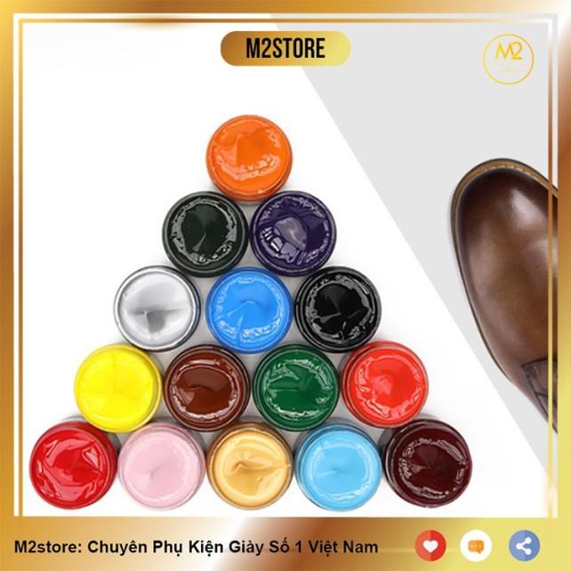 Xi kem chuyên sửa chữa vết bong tróc cho da và đánh bóng giày túi ví áo ghế da EIDECHSE (50ml) (XDG08) giá rẻ