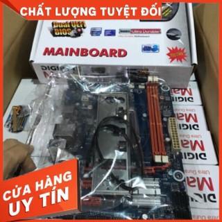 Main H61 socket 1155 mới Full box + chặn + dây sata thumbnail