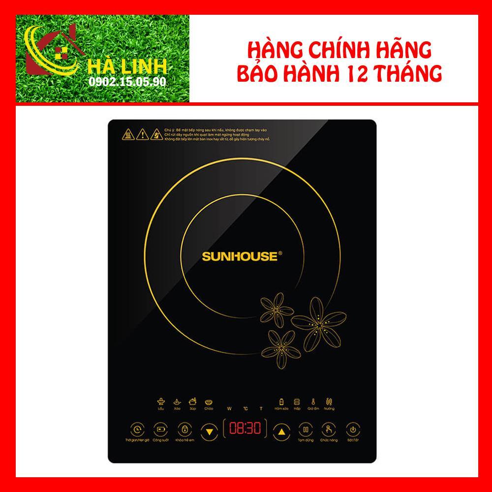 Offer Giảm Giá Bếp Từ Cảm ứng Sunhouse SHD6800 - Bếp Từ đơn ăn Lẩu + Tặng Kèm Nồi