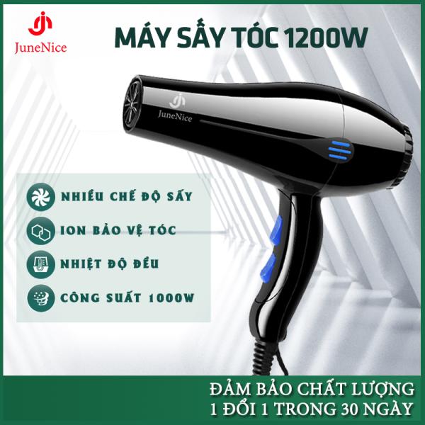 Máy Sấy Tóc công suất lớn 220V khô nhanh 5 chế độ sấy phù hợp với mọi loại tóc tặng kèm đầu sấy dẹp 1 Đổi 1 Trong 20 Ngày nhập khẩu