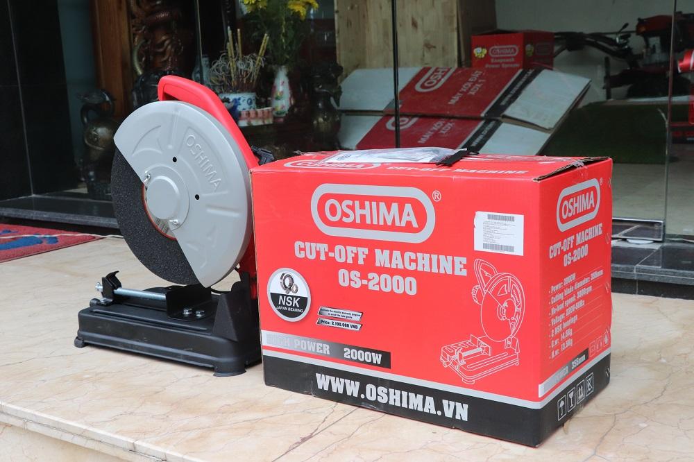 Máy cắt sắt Oshima OS 2000