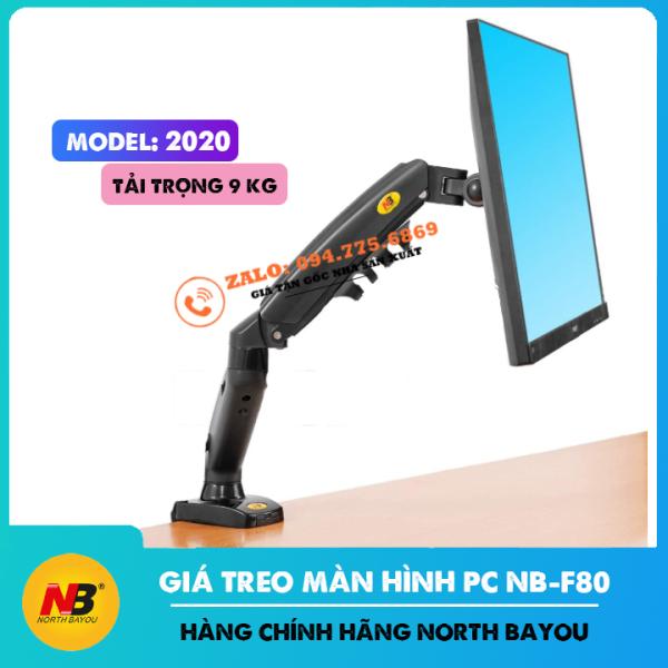 Bảng giá [Phiên Bản 2020] Giá Treo Màn Hình NB-F80 17 - 27 Inch - Tải Trọng 9Kg Phong Vũ