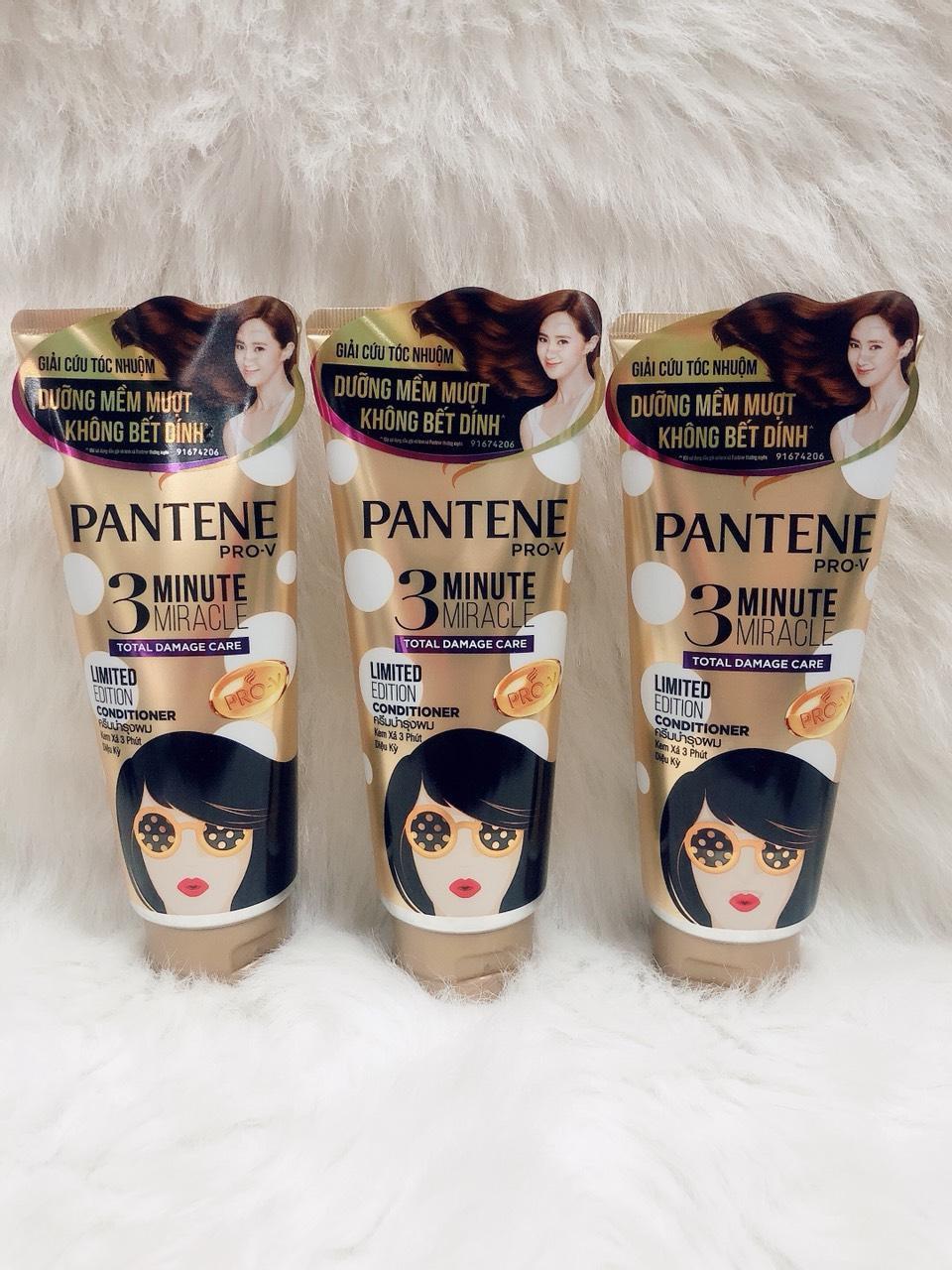 Kem Xã PANTENE dành cho tóc nhuộm
