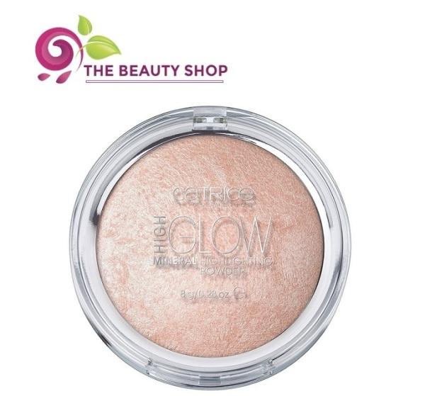 Phấn bắt sáng Catrice High Glow Mineral Highlighting Powder - 01 Light Infusion giá rẻ