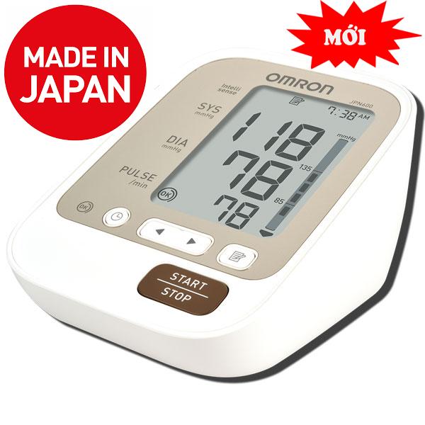 Nơi bán Máy đo huyết áp tự đông bắp tay omron JPN600(Nhật Bản)