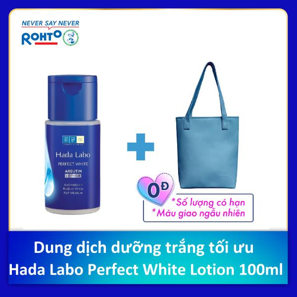 Dung dịch dưỡng trắng da tối ưu Hada Labo Perfect White Lotion 100ml