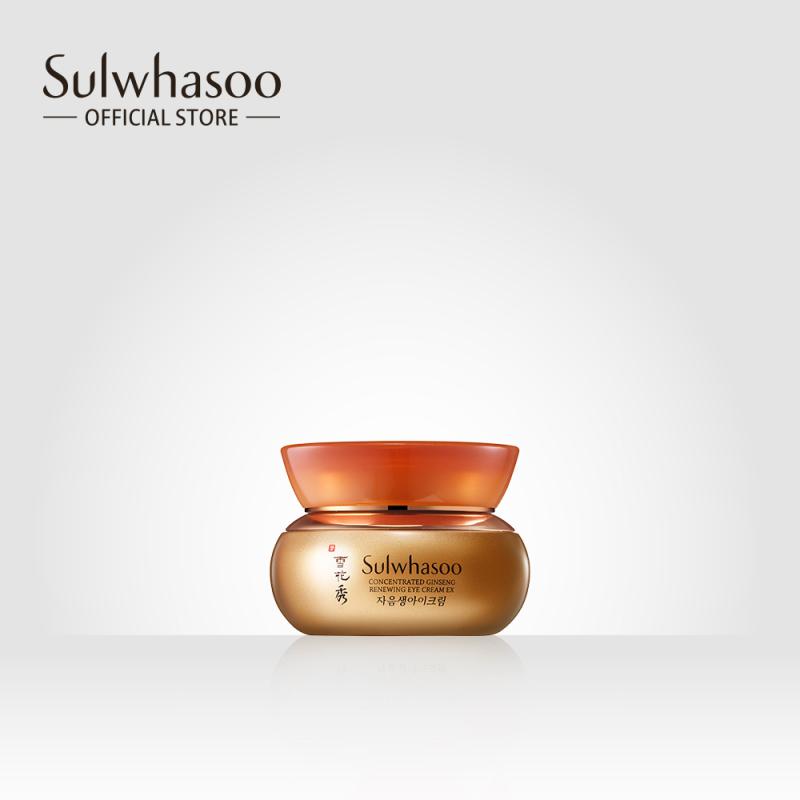 Kem dưỡng mắt ngăn ngừa lão hóa Sulwhasoo Concentrated Ginseng Renewing Eye Cream Ex 20ml giá rẻ