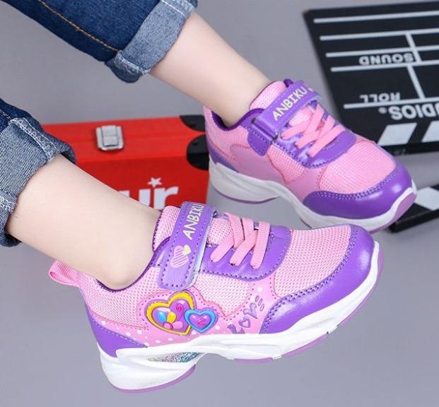 Giày thể thao bé gái TL43 giá rẻ