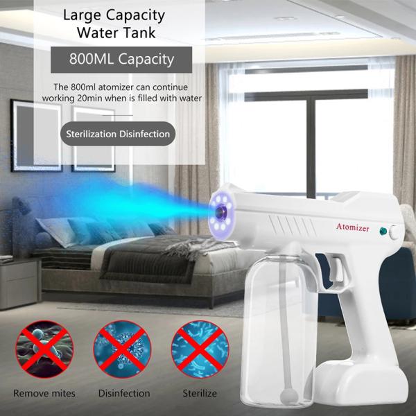 Máy khử trùng không dây YJ-01 phun nano chất lượng cao tiện dụng