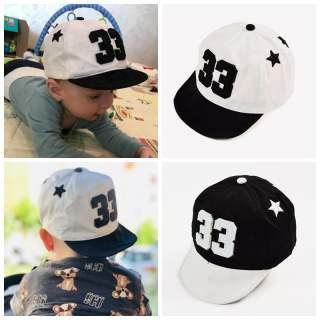 Mùa hè Cho Bé Nón Bé Trai Thêu Số Mũ Bóng Chày Trẻ Em Bé Gái Cotton Hat