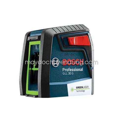 Máy cân bằng laser tia xanh Bosch GLL 30 G