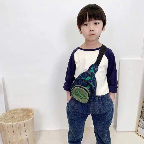 Giá bán Túi đeo chéo hình khủng long cho bé túi đeo thời trang cho bé