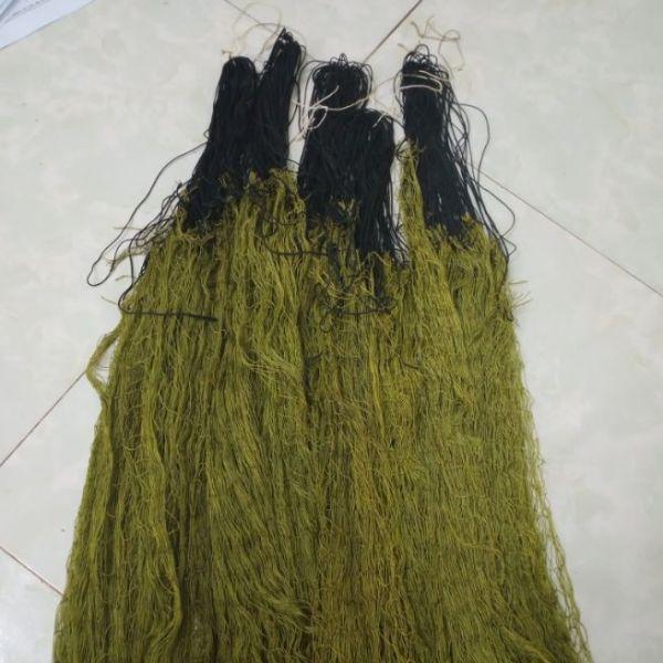 Lưới bẫy rắn dài 30m mắt 4p cao 50P lưới dù thái nhuộm màu tàng hình