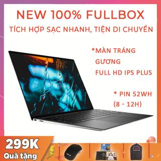 [Trả góp 0%](NEW 100% FULLBOX) Dell XPS 9300 Viền Siêu Mỏng 4 Hướng Hỗ Trợ Sạc Nhanh i5-1035G1 RAM 8G SSD Nvme 256G VGA Intel UHD G1 Màn 13.4 Full HD Plus IPS 100% sRGB thumbnail