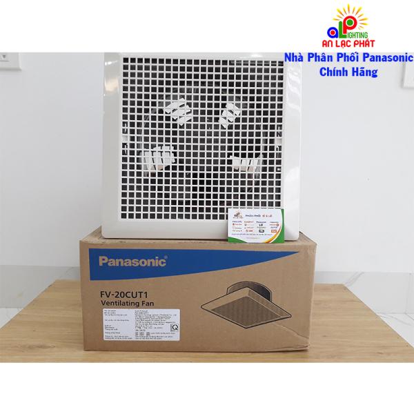 Quạt hút âm trần Panasonic FV-20CUT1 Chính Hãng Giá Sỉ