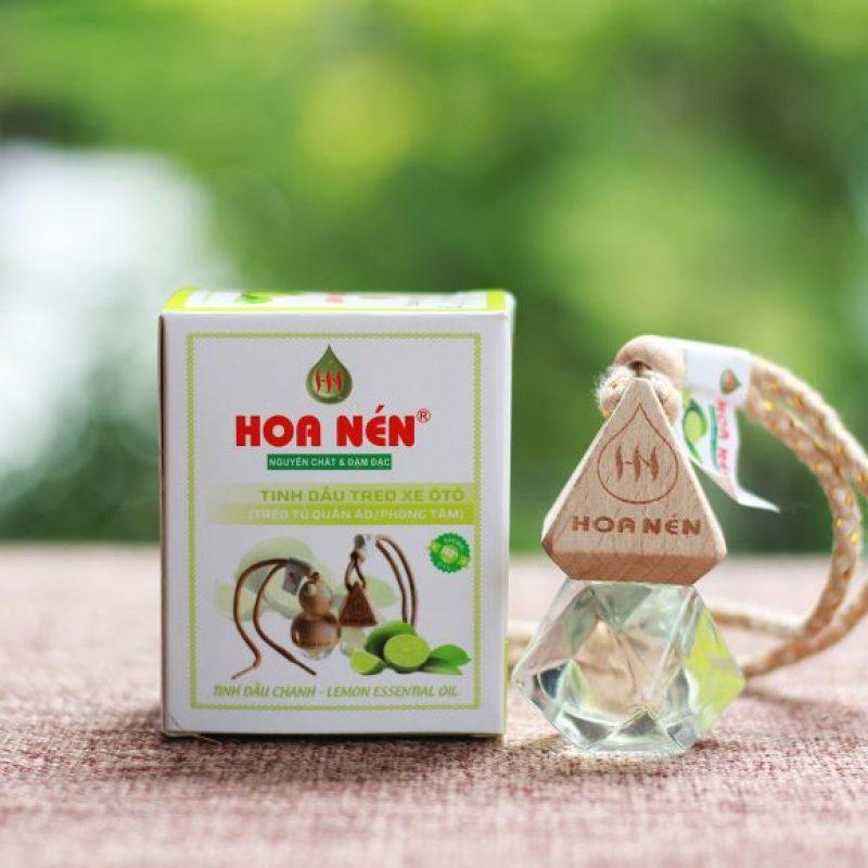 Tinh dầu treo Chanh - Hoa Nén