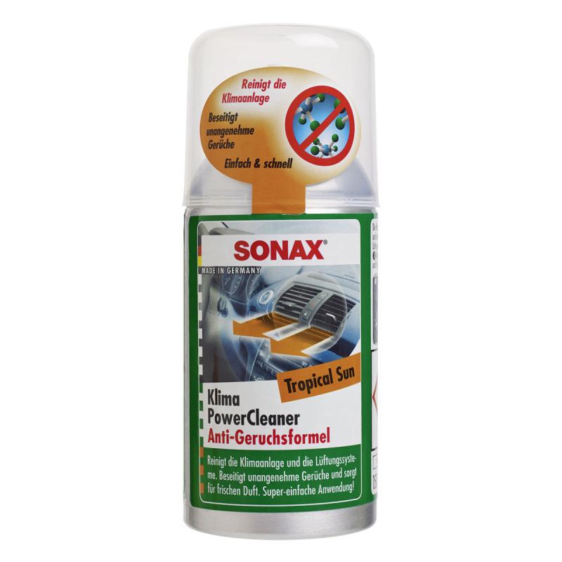 Khử Mùi Diệt Khuẩn Điều Hòa Ô Tô Sonax Car A/C 100ml
