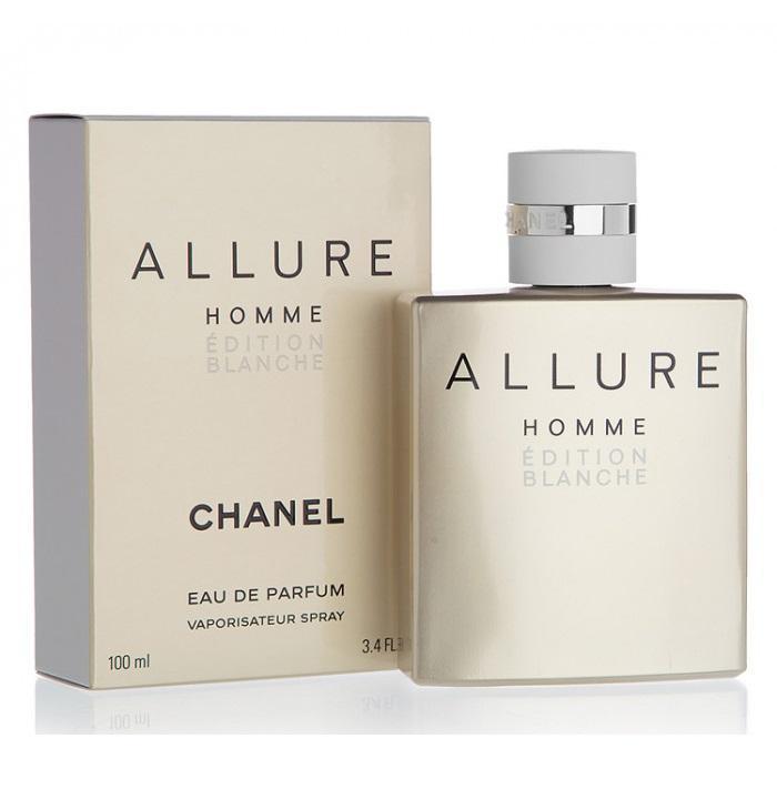 Nước hoa Nam chanel Allure Homme Edition Blanche 100ml EDP