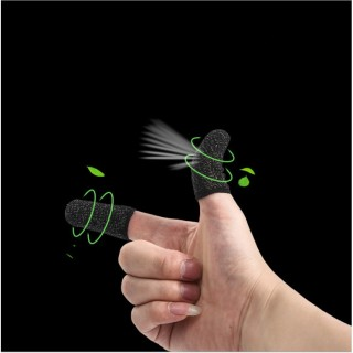 Bao ngón tay chống mồ hôi tay cho game mobile ( chọn phân loại 1 cái hoặc 1 cặp ) thumbnail