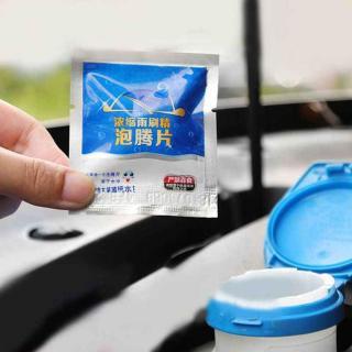 Combo 5 viên sủi rửa kính chuyên dụng cho xe ô tô, 1 viên bằng 4 lít nước (siêu tiết kiệm) thumbnail