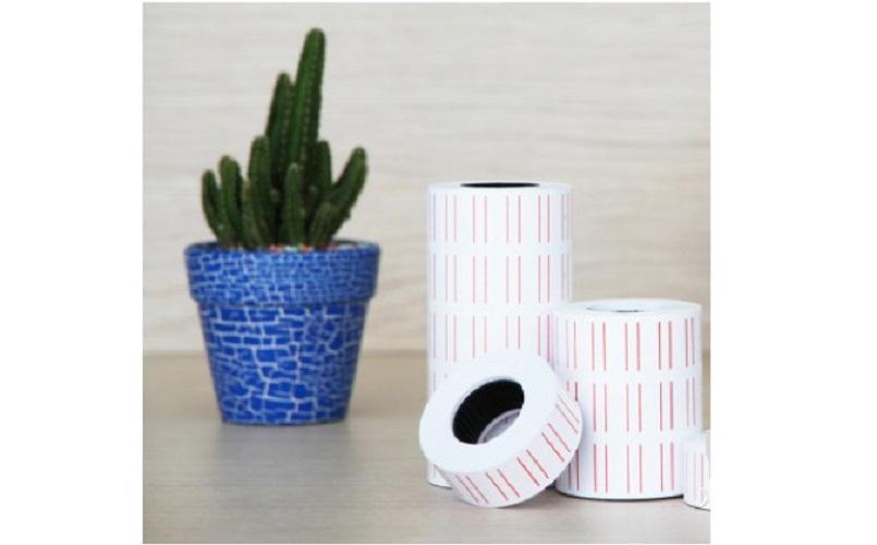 Mua Giấy cuộn bấm gía tiền -Cuộn giấy siêu thị 21 mét x 12 mét (1 inch = 2.54 cm 1 cm = 0.39 inch)